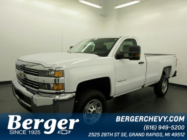 2017 Silverado 2500 Regular Cab 4x4 Pickup #17K817C - photo 1
