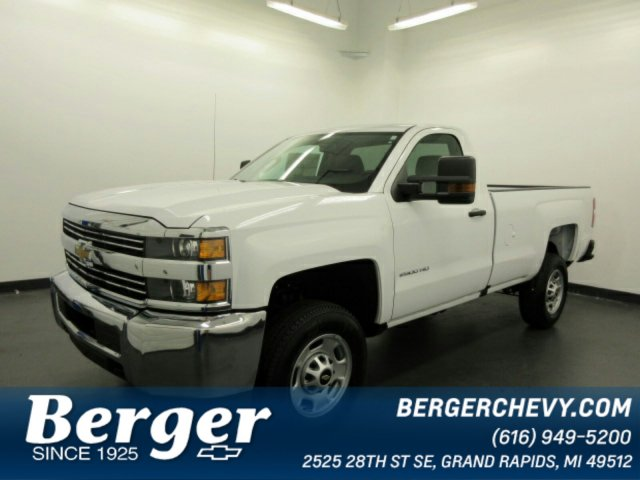 2017 Silverado 2500 Regular Cab Pickup #17K823C - photo 1