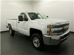 2017 Silverado 2500 Regular Cab Pickup #17K823C - photo 4