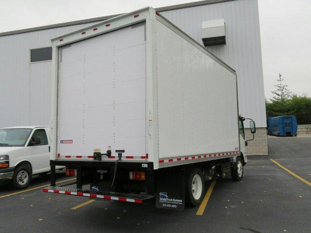 2017 LCF 5500XD Regular Cab 4x2,  Morgan Dry Freight #17LC7C - photo 5
