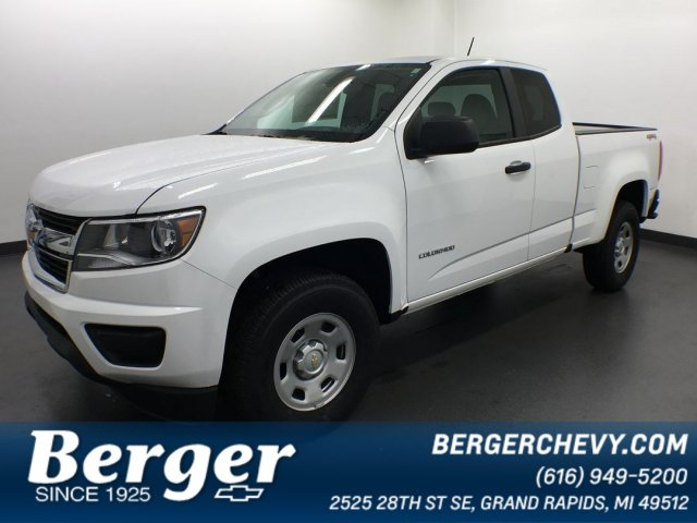 2018 Colorado Extended Cab 4x4,  Pickup #18CL91 - photo 1