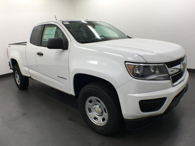 2018 Colorado Extended Cab 4x4,  Pickup #18CL91 - photo 5