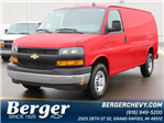 2018 Express 2500, Cargo Van #18G6W - photo 1