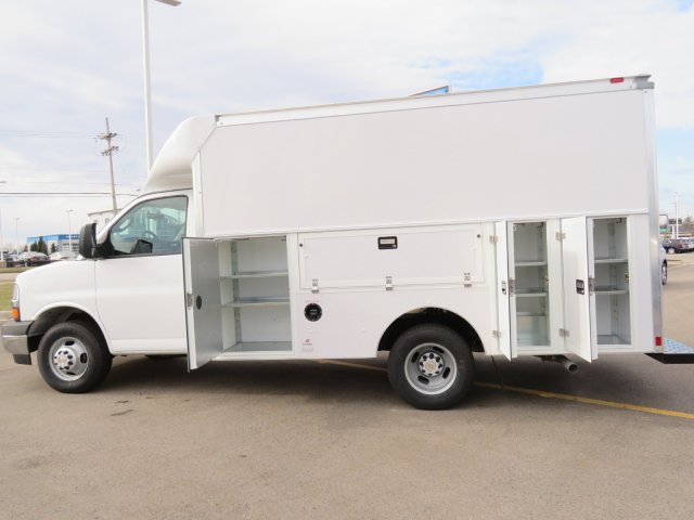 2018 Express 3500, Service Utility Van #18G7W - photo 8
