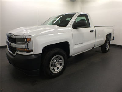2018 Silverado 1500 Regular Cab Pickup #18K129 - photo 4