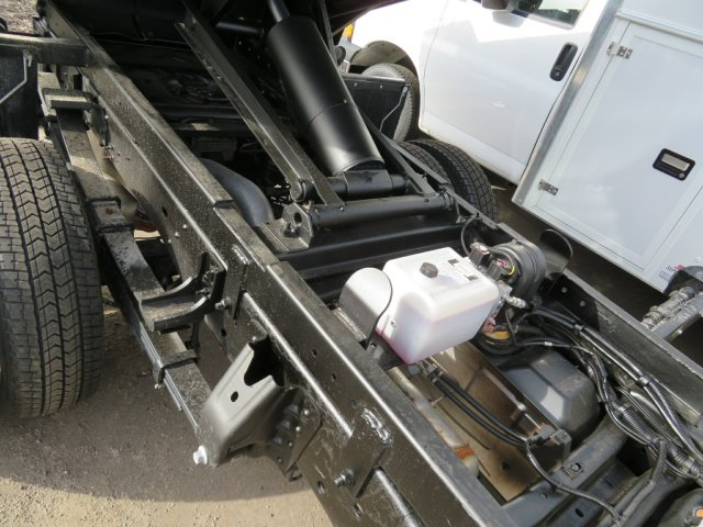 2018 Silverado 3500 Regular Cab DRW 4x4, Dump Body #18K248W - photo 4