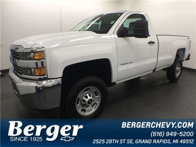 2018 Silverado 2500 Regular Cab 4x4,  Pickup #18K502W - photo 1