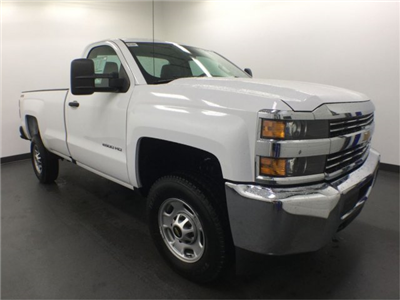 2018 Silverado 2500 Regular Cab 4x4,  Pickup #18K502W - photo 3