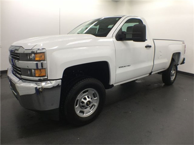 2018 Silverado 2500 Regular Cab 4x4,  Pickup #18K502W - photo 4