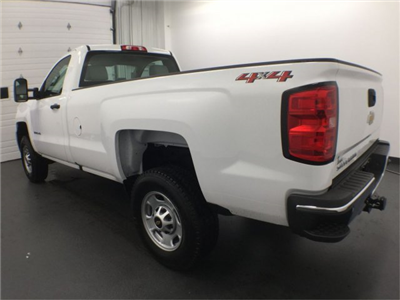 2018 Silverado 2500 Regular Cab 4x4,  Pickup #18K502W - photo 2