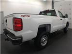 2018 Silverado 2500 Regular Cab 4x4,  Pickup #18K502W - photo 5
