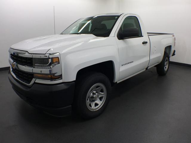 2018 Silverado 1500 Regular Cab 4x4,  Pickup #18K549 - photo 3