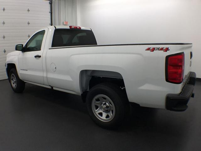 2018 Silverado 1500 Regular Cab 4x4,  Pickup #18K549 - photo 2