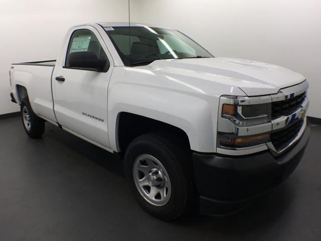 2018 Silverado 1500 Regular Cab 4x4,  Pickup #18K549 - photo 5