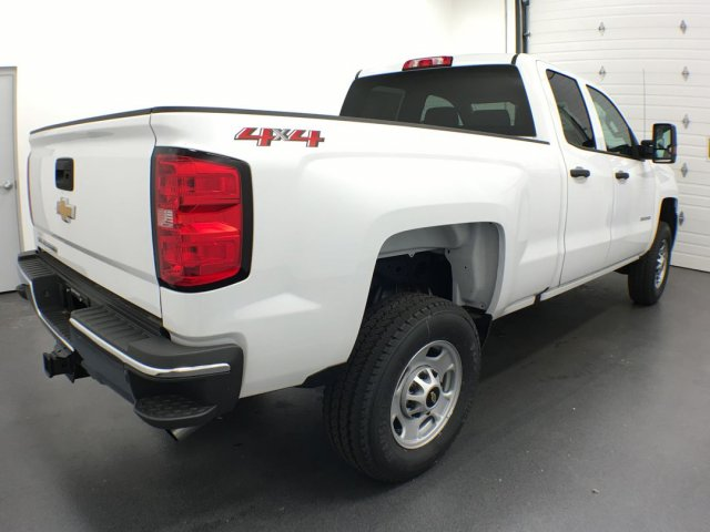 2018 Silverado 2500 Double Cab 4x4,  Pickup #18K652W - photo 3