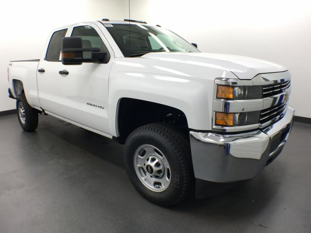 2018 Silverado 2500 Double Cab 4x4,  Pickup #18K652W - photo 4