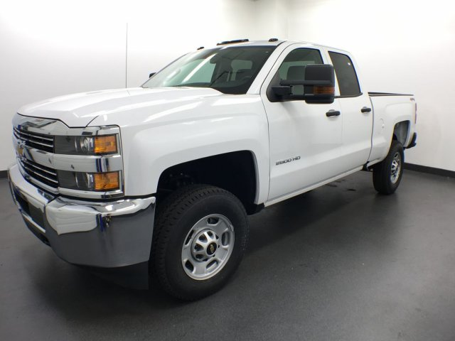 2018 Silverado 2500 Double Cab 4x4,  Pickup #18K652W - photo 5