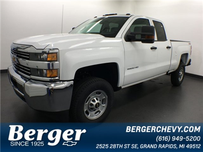 2018 Silverado 2500 Double Cab 4x4,  Pickup #18K652W - photo 1