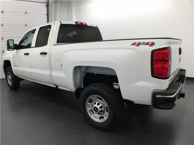 2018 Silverado 2500 Double Cab 4x4,  Pickup #18K652W - photo 2