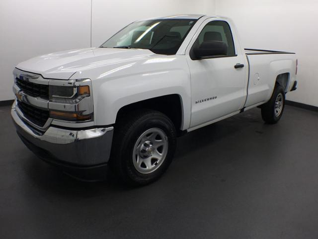 2018 Silverado 1500 Regular Cab 4x2,  Pickup #18K658W - photo 1