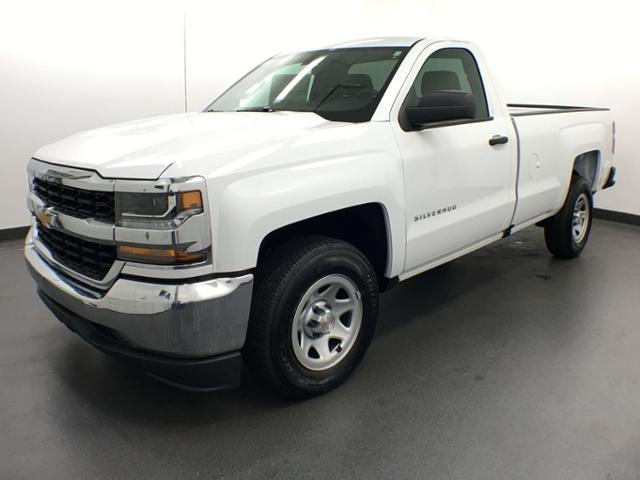 2018 Silverado 1500 Regular Cab 4x2,  Pickup #18K658W - photo 3