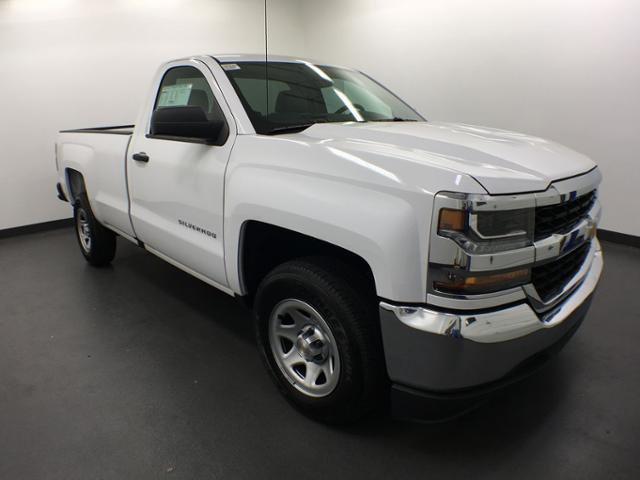 2018 Silverado 1500 Regular Cab 4x2,  Pickup #18K658W - photo 5