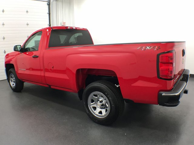 2018 Silverado 1500 Regular Cab 4x4,  Pickup #18K661 - photo 2
