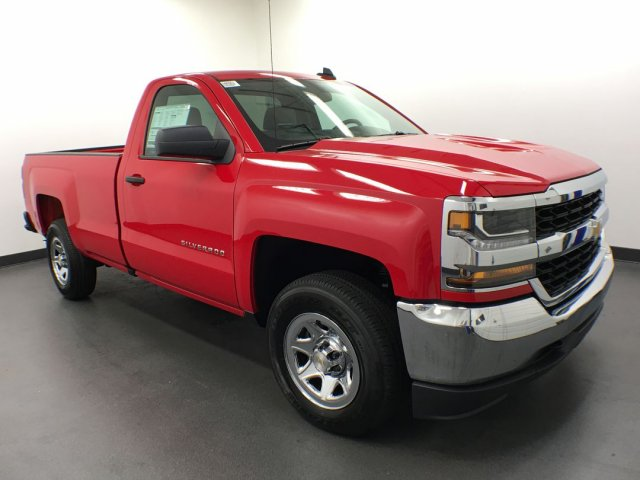 2018 Silverado 1500 Regular Cab 4x4,  Pickup #18K661 - photo 5