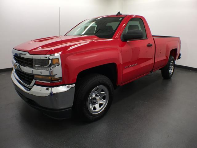 2018 Silverado 1500 Regular Cab 4x4,  Pickup #18K661 - photo 1