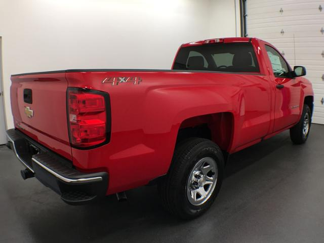2018 Silverado 1500 Regular Cab 4x4,  Pickup #18K661 - photo 4