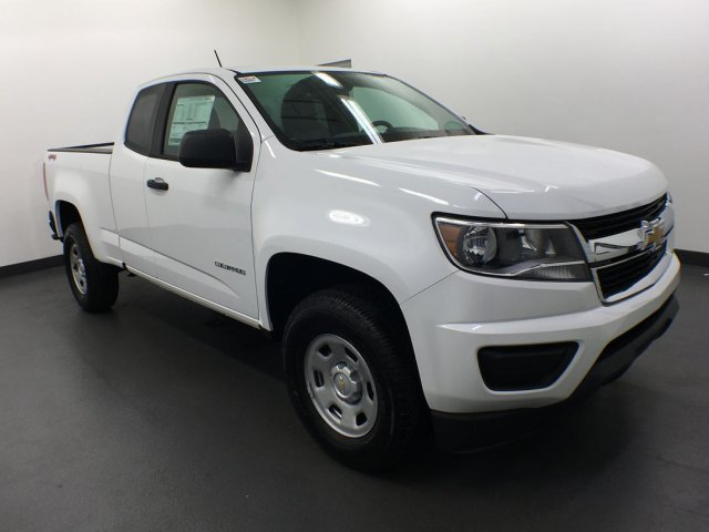 2019 Colorado Extended Cab 4x4,  Pickup #19CL4 - photo 5