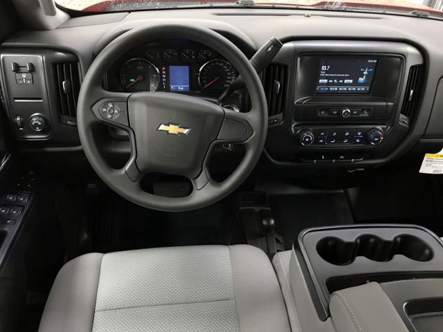2019 Silverado 2500 Double Cab 4x4,  Pickup #19K106W - photo 8