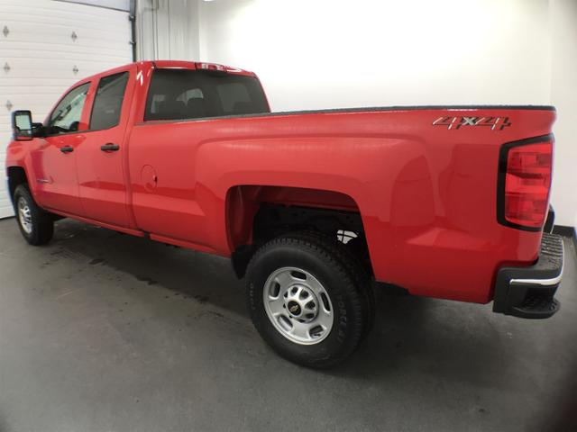 2019 Silverado 2500 Double Cab 4x4,  Pickup #19K106W - photo 2