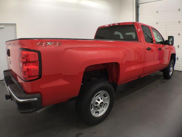 2019 Silverado 2500 Double Cab 4x4,  Pickup #19K106W - photo 3