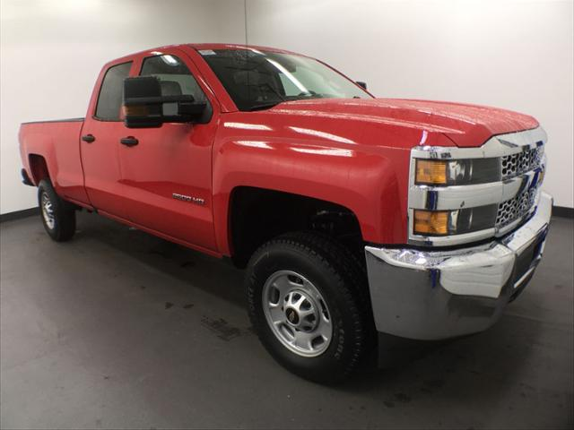 2019 Silverado 2500 Double Cab 4x4,  Pickup #19K106W - photo 4