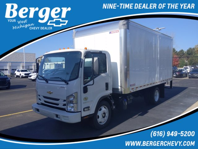2020 Chevrolet LCF 5500XD Regular Cab DRW 4x2, Morgan Cutaway Van #20LC9W - photo 1