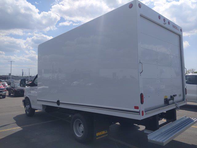 2021 Chevrolet Express 4500 DRW 4x2, Unicell Cutaway Van #21G36W - photo 1