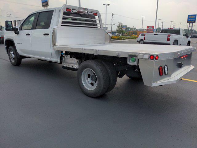 2021 Chevrolet Silverado 3500 Crew Cab 4x4, Duramag Platform Body #21K725W - photo 1