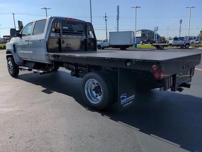 2021 Silverado 5500 Crew Cab DRW 4x4,  Parkhurst Manufacturing Rancher Special Platform Body #21MD12W - photo 2