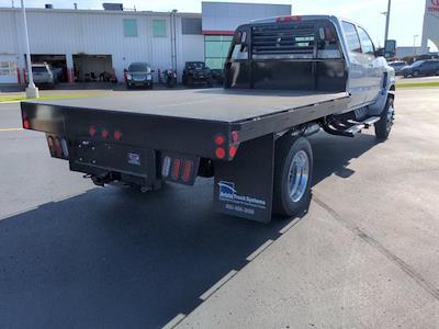 2021 Silverado 5500 Crew Cab DRW 4x4,  Parkhurst Manufacturing Rancher Special Platform Body #21MD12W - photo 4