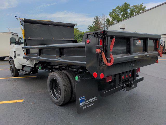 2021 Silverado 5500 Regular Cab DRW 4x2,  Galion 100U Dump Body #21MD14W - photo 2