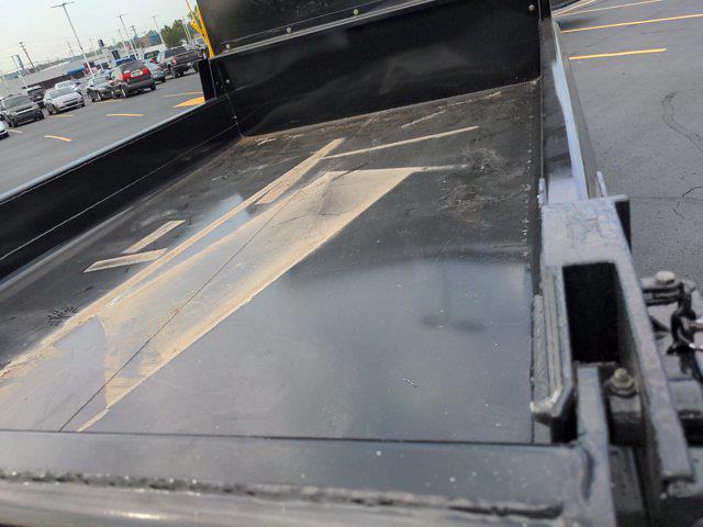 2021 Silverado 5500 Regular Cab DRW 4x2,  Galion 100U Dump Body #21MD14W - photo 7