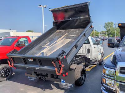 2021 Silverado 5500 Regular Cab DRW 4x2,  Galion 100U Dump Body #21MD14W - photo 20