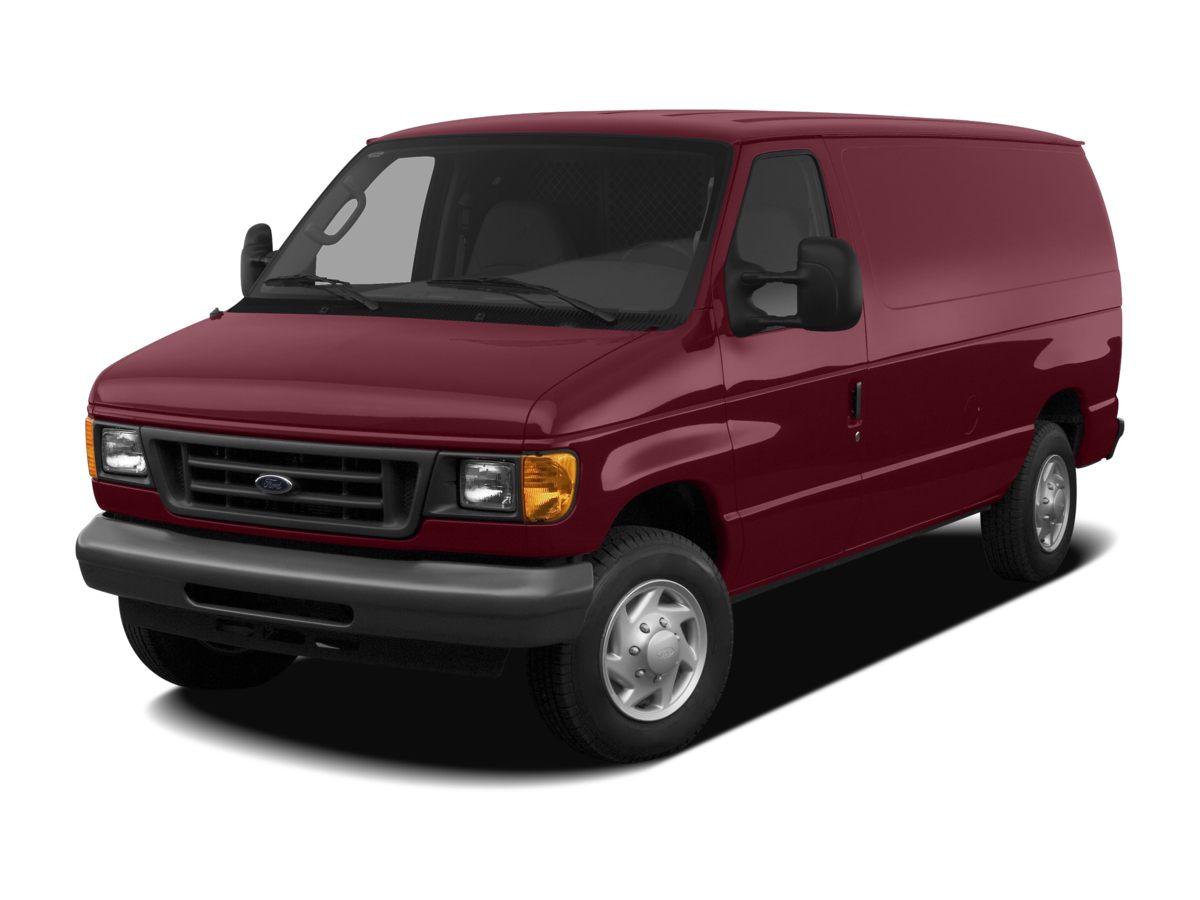2007 Ford E-150 4x2, Empty Cargo Van #1PT6797 - photo 1