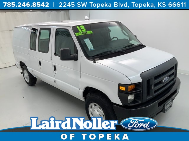 2013 Ford E-150 4x2, Empty Cargo Van #PT6514 - photo 1