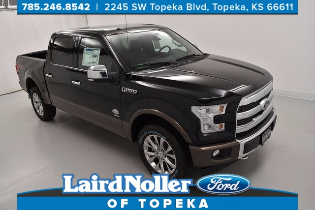 2017 F-150 Crew Cab 4x4 Pickup #UK1548 - photo 1