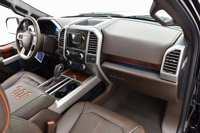 2017 F-150 Crew Cab 4x4 Pickup #UK1548 - photo 14