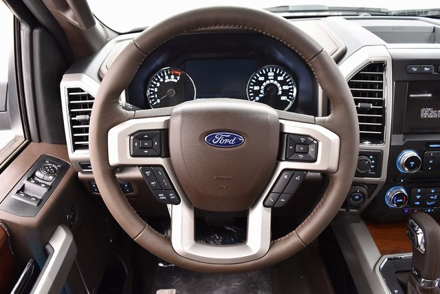2017 F-150 Crew Cab 4x4 Pickup #UK1548 - photo 21