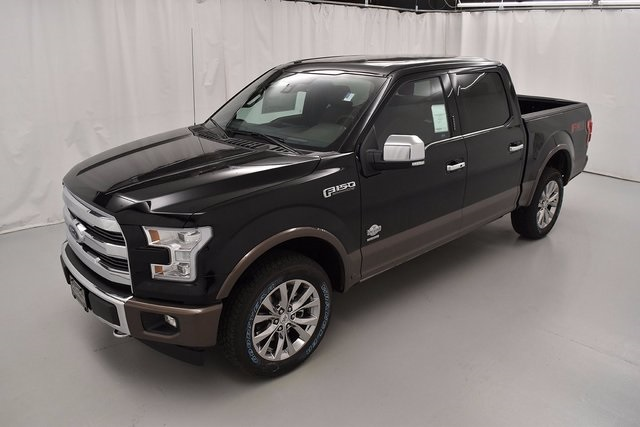 2017 F-150 Crew Cab 4x4 Pickup #UK1548 - photo 6