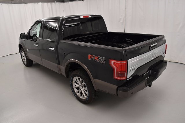 2017 F-150 Crew Cab 4x4 Pickup #UK1548 - photo 7